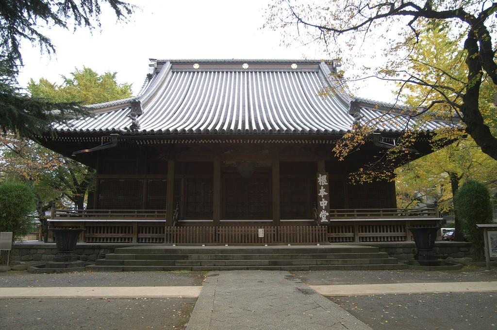 Templo Kaneiji Foto de Hideyuki KAMON