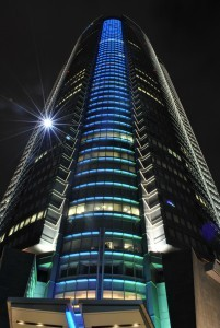 Mori Tower de Oguzhan Ceyhan