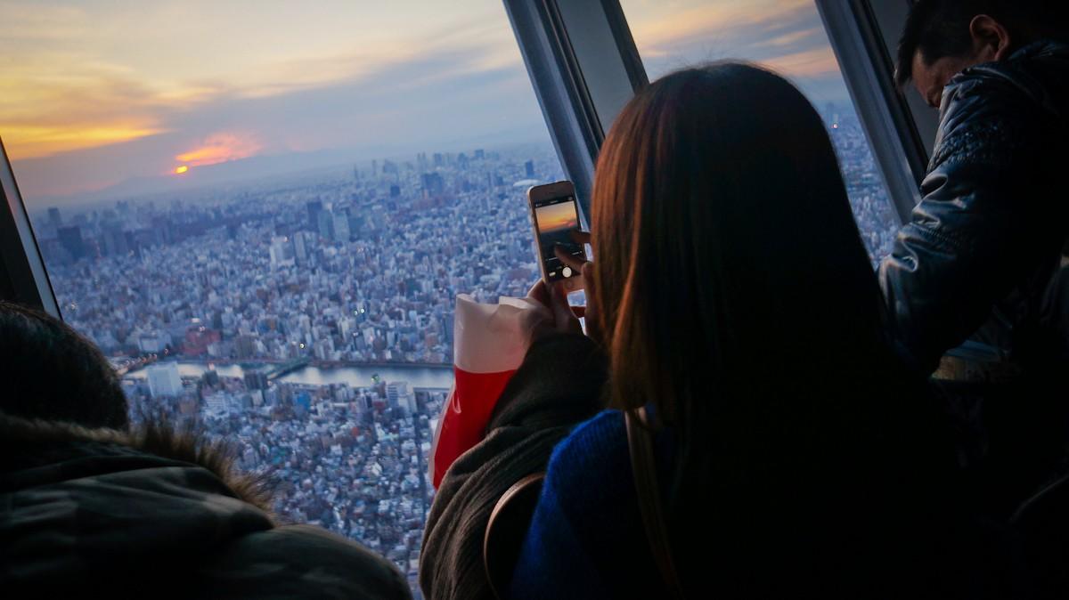 Tokyo Skytree de Antonio Tajuelo