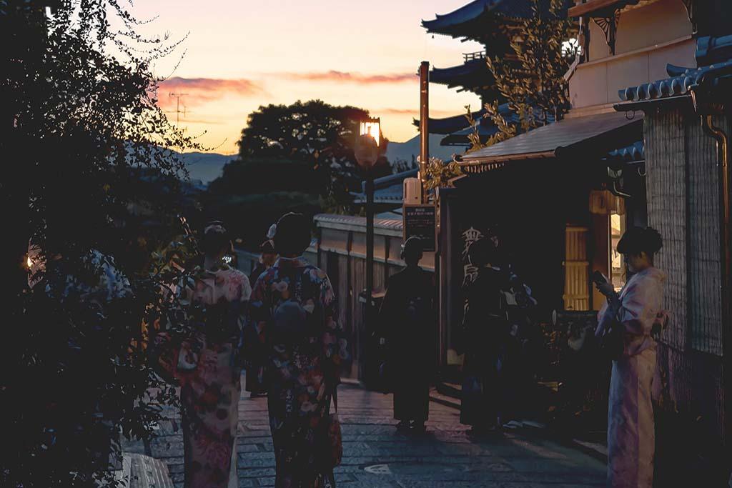 Kyoto. Foto de O Li