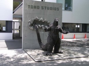 Toho Studios. Foto de John Dunkelberger