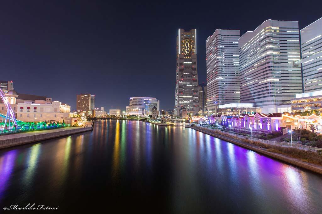 Yokohama Minato Mirai 21. De Masahiko Futami