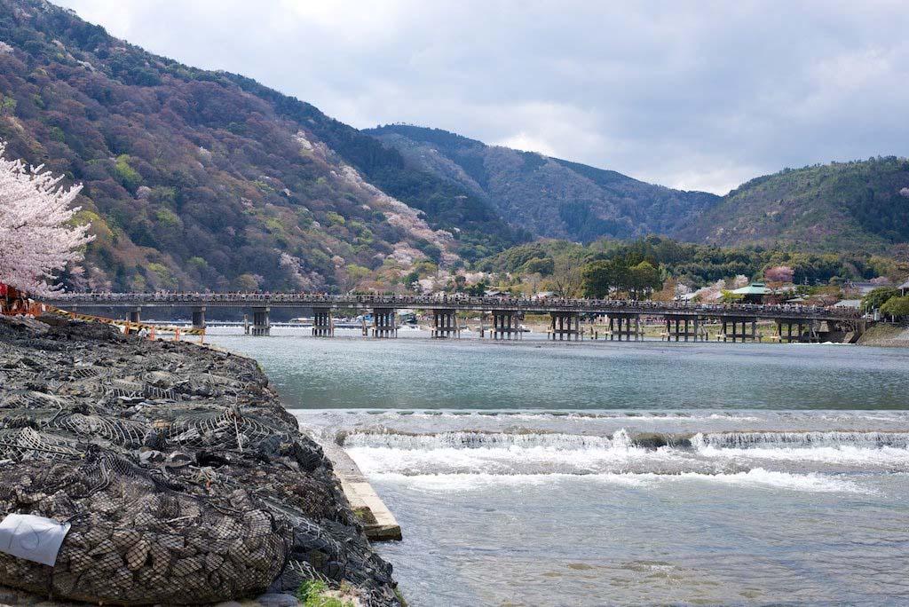 Arashiyama. Foto de Tetsuji Sakakibara