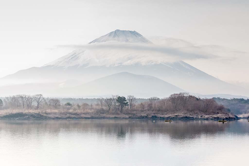 Fujisan. Foto de Shinichiro Saka.