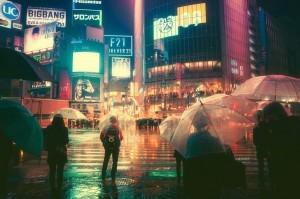 Shibuya. Foto de Masashi Wakui