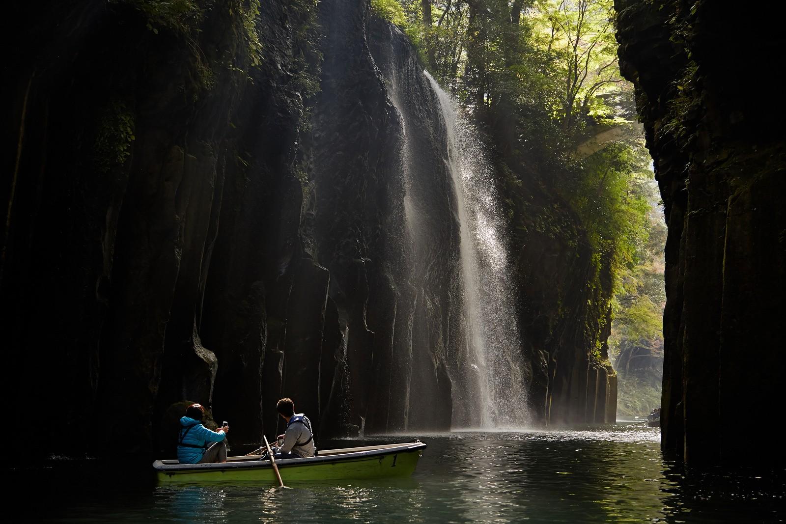 Cataratas Manai no Taki. Foto de marctonysmith
