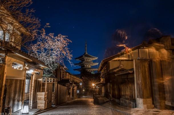 Gion. Foto de Jonathan Tsairi