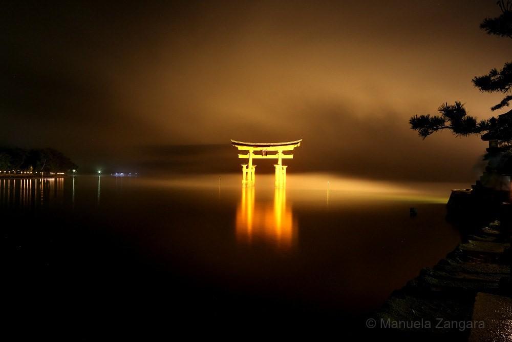 Itsukushima Shrine - Miyajima. Foto de Manuela Zangara