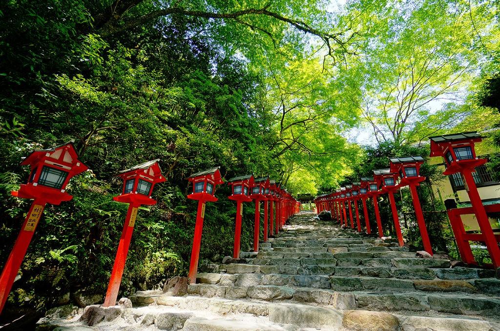 Kifune Shrine. Foto de TOTORORO.RORO