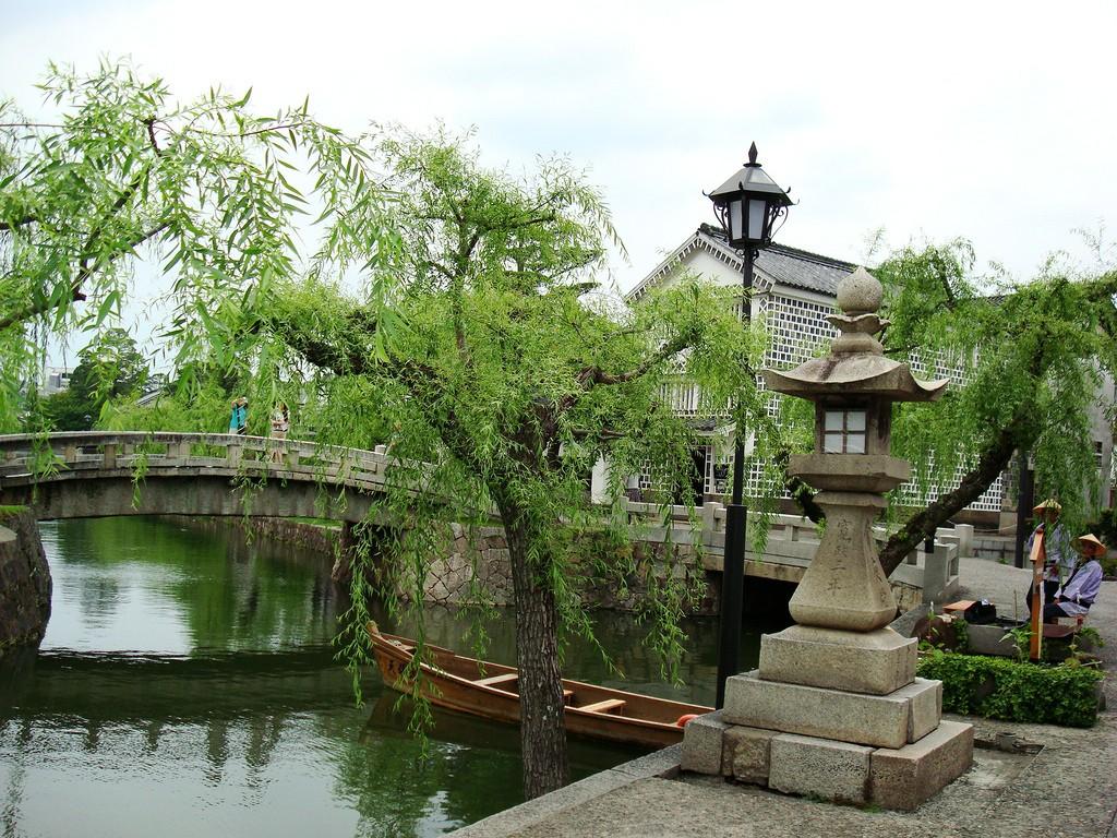 Kurashiki-bikanchiku. Foto de dani