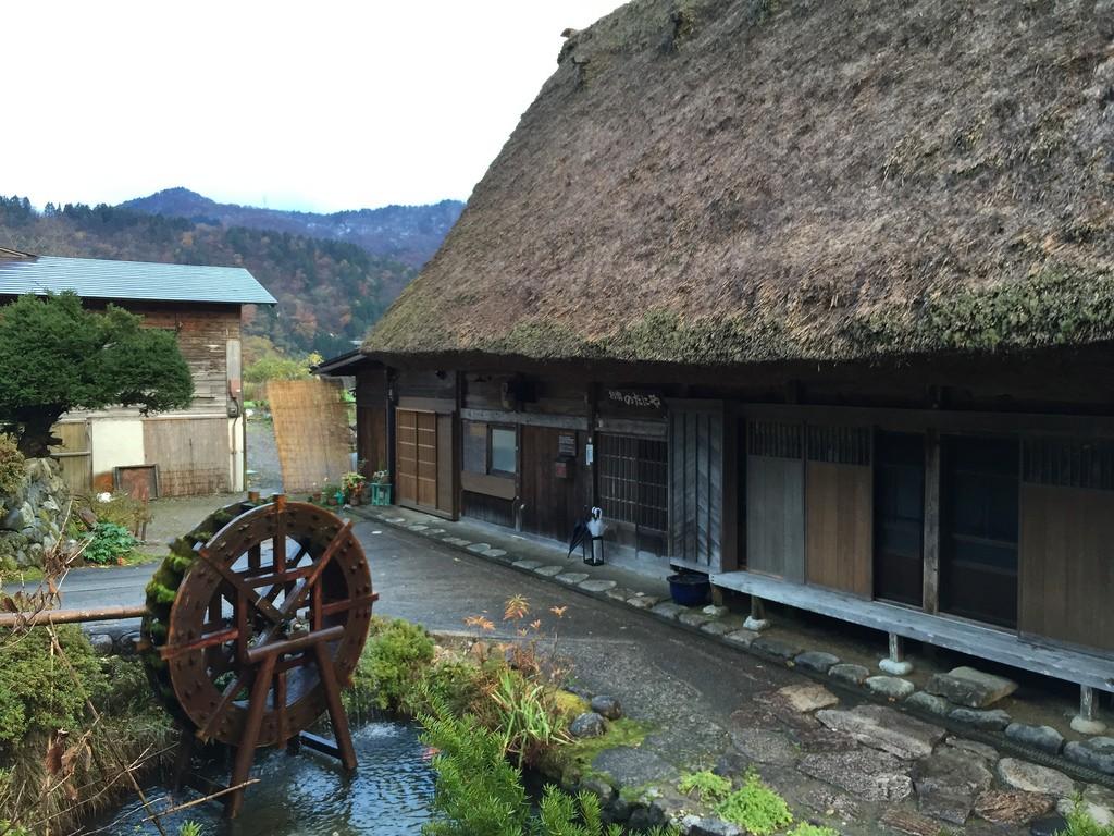 Shirakawa-go. Foto de bryan..