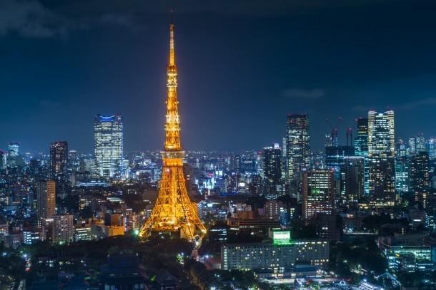 Tokyo City. Foto de Mike