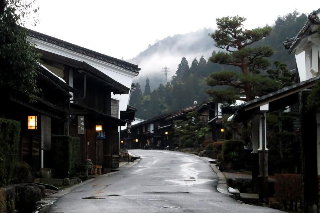 Tsumago-juku. Foto de Tou Omiya