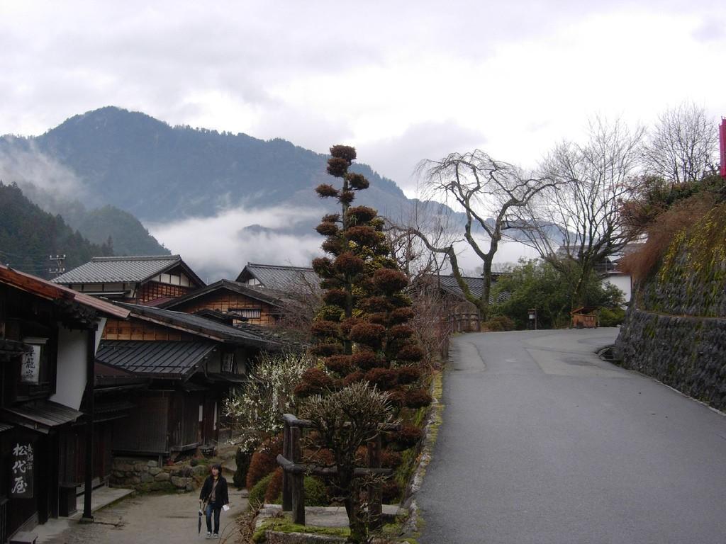 Tsumago-juku. Foto de solution_63