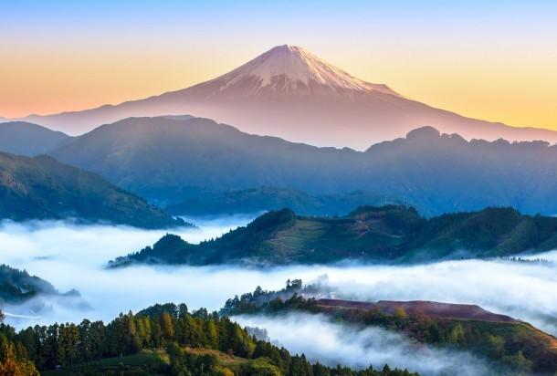 Fuji clouds. Foto de tea81p
