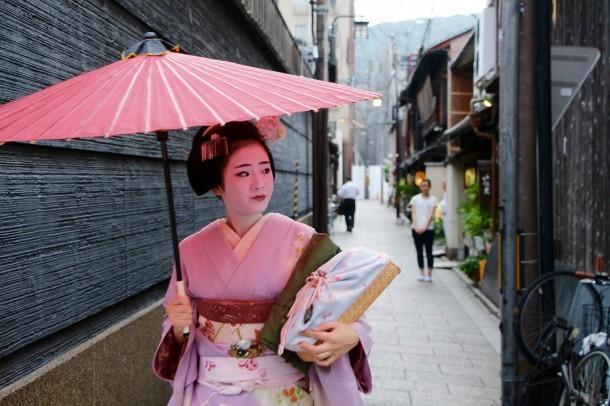 Geisha. Foto de molly31203
