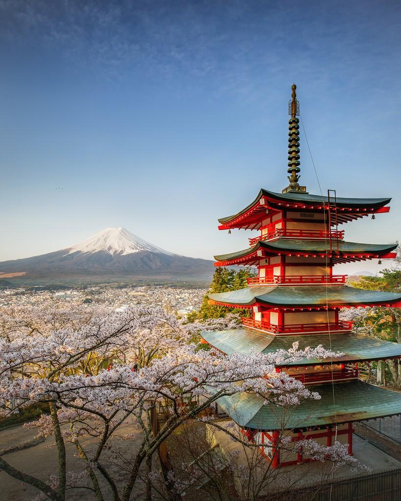 Japanese view. Foto de Mahalarp Teeradechyothin