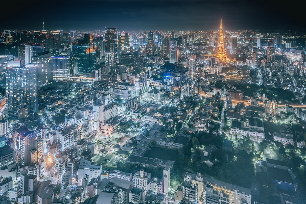 Night Tokyo. Foto de juor2