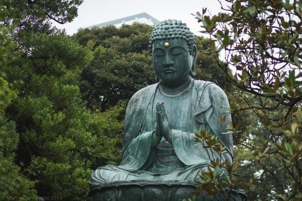 Tennoji Buddha. Foto de Marco Germinario