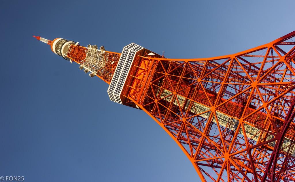 Tokyo Tower. Foto de fon25