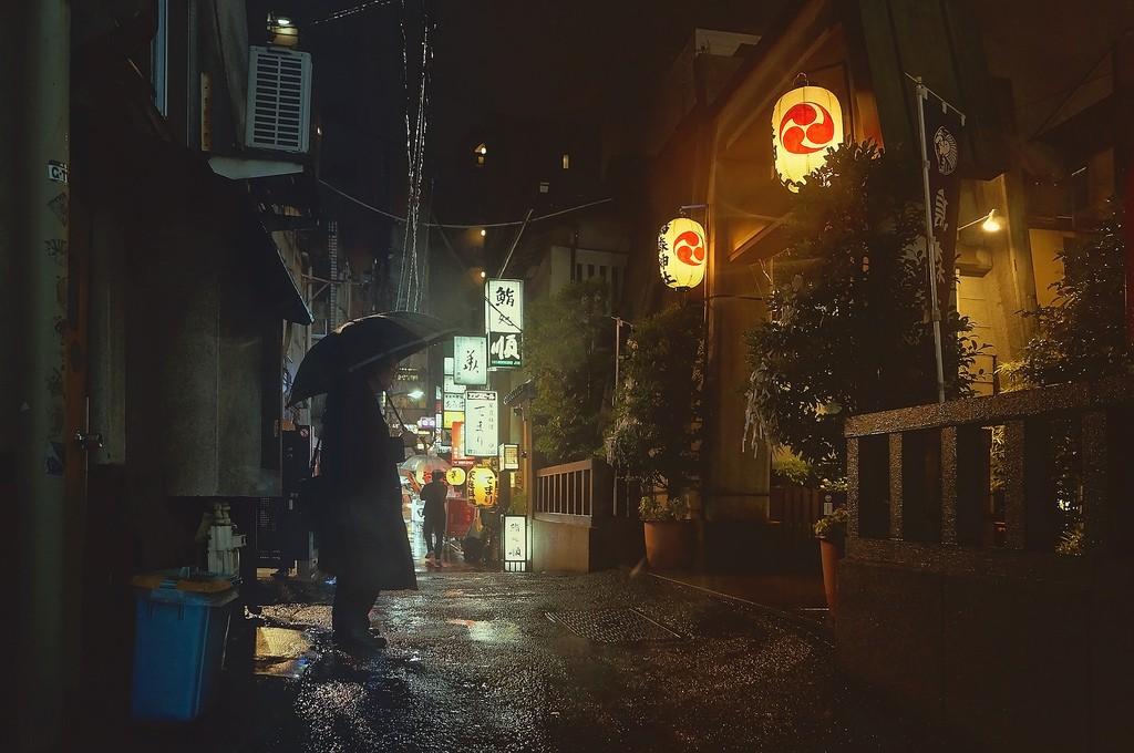 Night. Foto de UnSeop Kang