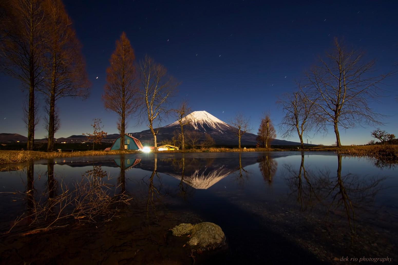Reflection. Foto de rio.dek.