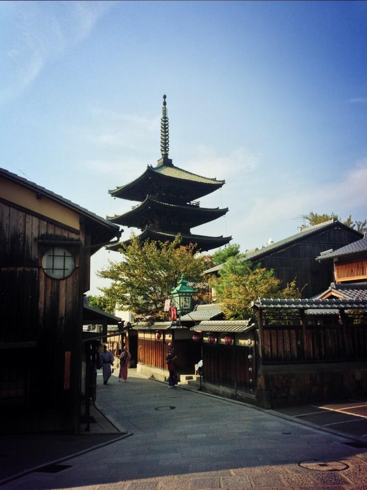 八坂の塔. Foto de hideaki.takegami