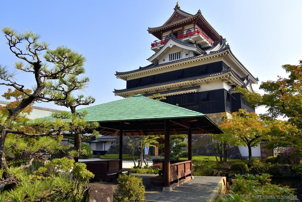 Castelo de Kiyosu - Foto de Elisete Shiraishi