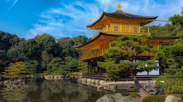 Kinkaku-ji. Foto de Thomas Uttich