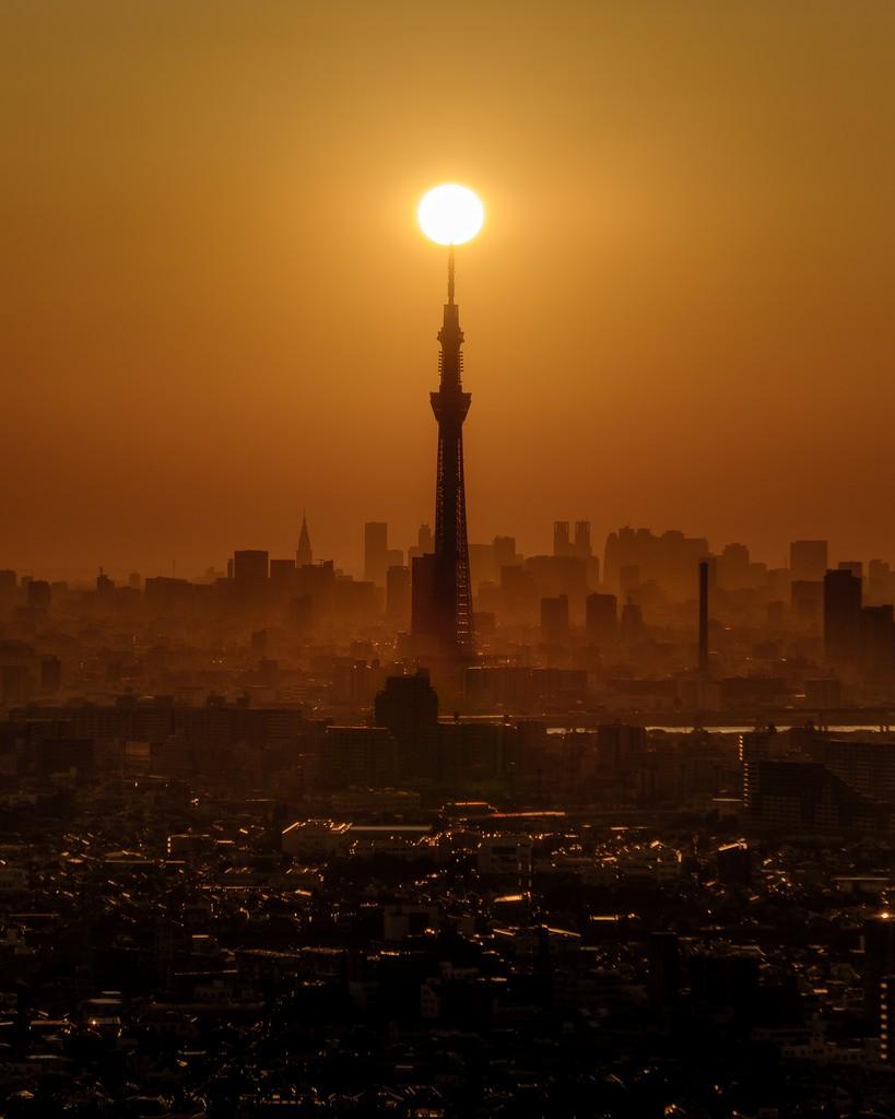 Tokyo Candle. Foto de Mahalarp Teeradechyothin