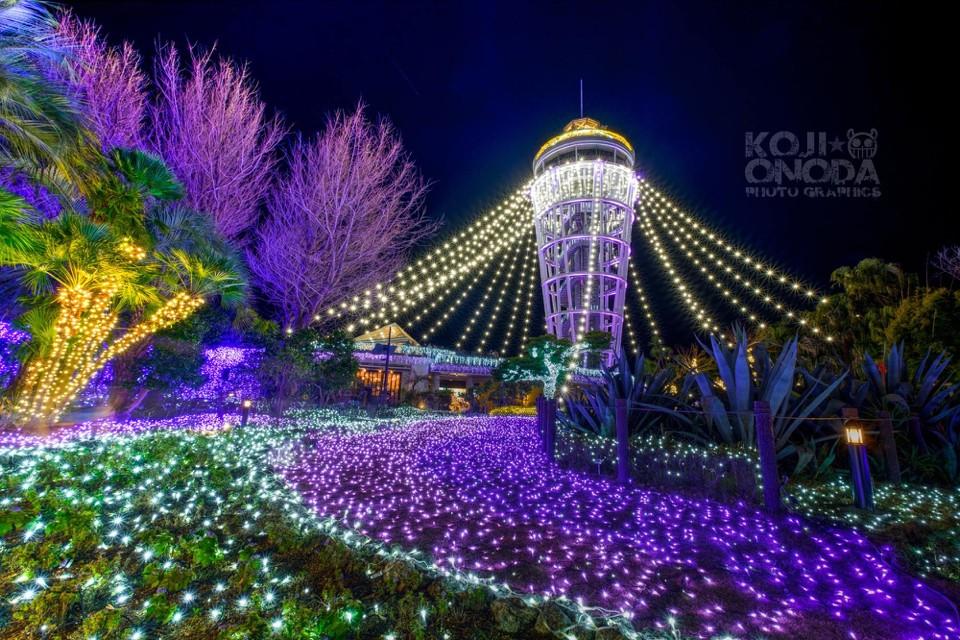 江ノ島の宝石2015. Foto de badboy1975