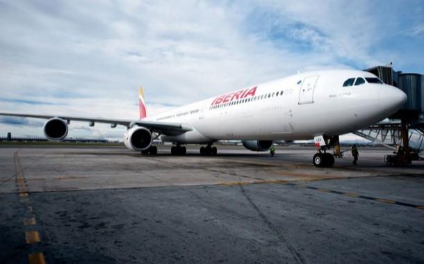 Iberia, Airbus A-330-200. Foto de Yovanna Blanco
