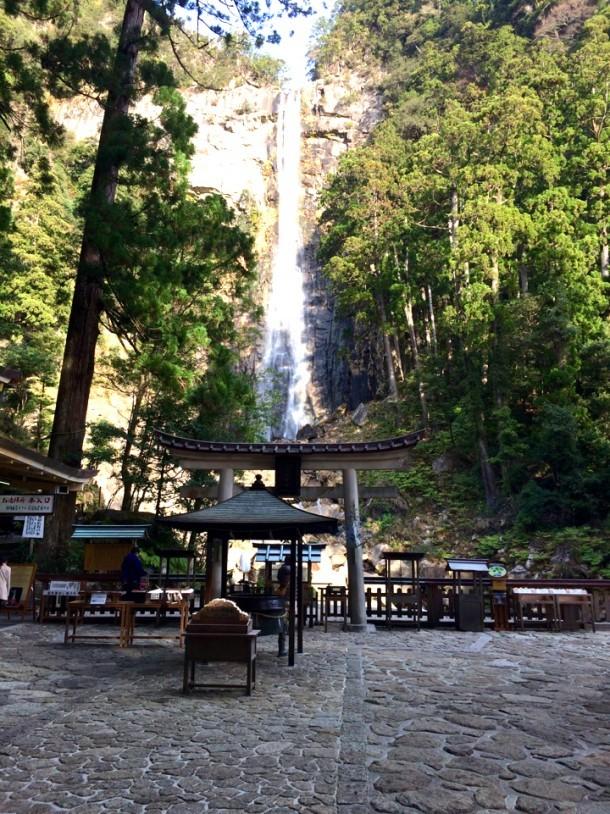 那智の滝. Foto de prismsword