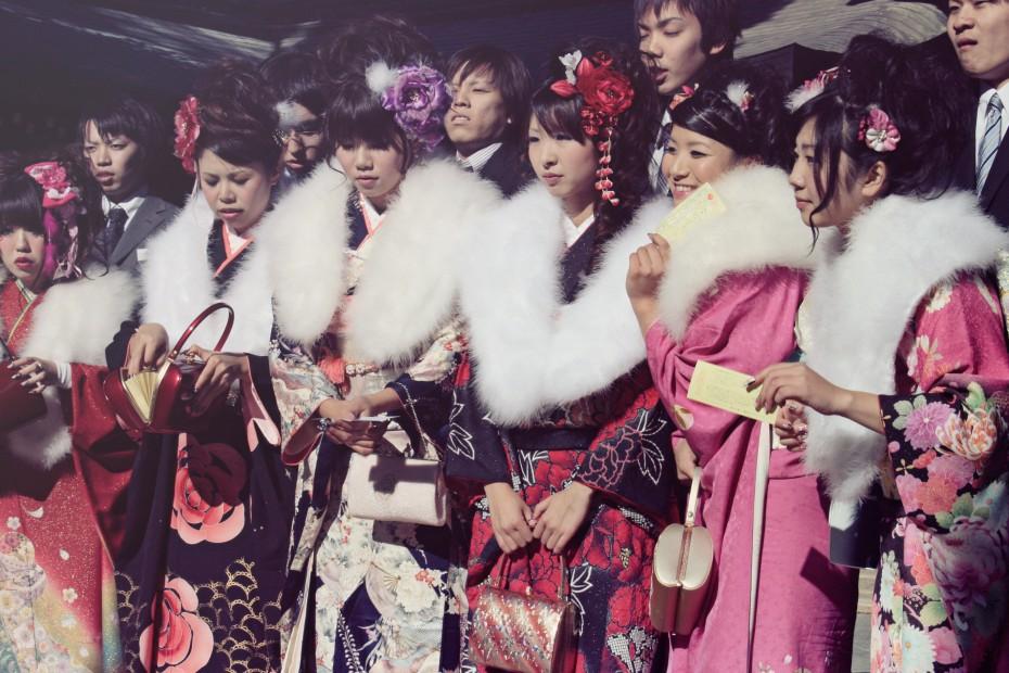 Seijin no Hi. Foto de Katrina Yiangou