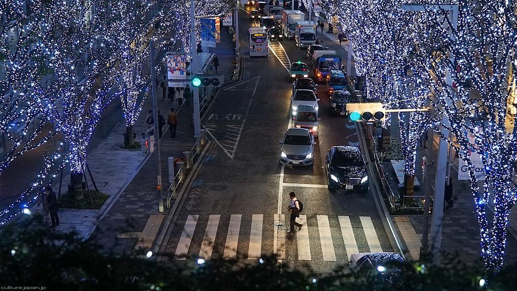 Tokyo Illuminations. Foto de Danny Choo