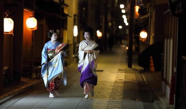 New year days in Kyoto. Foto de milestone505