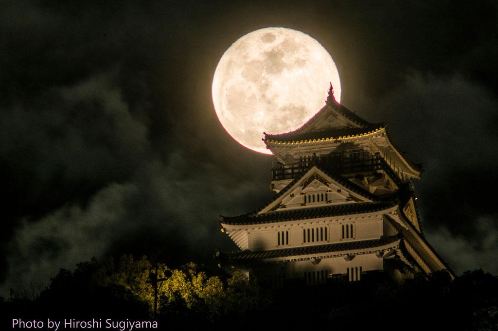 満月の夜に. Foto de hiroshi.sugiyama.9883