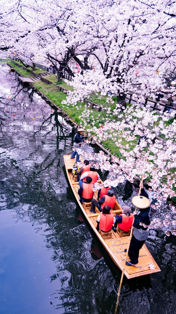 舟遊び. Foto de kanitaku