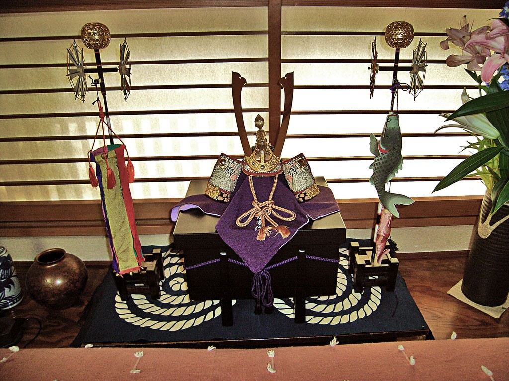 Go-gatsu ningyō. Foto de norimutsu nogami