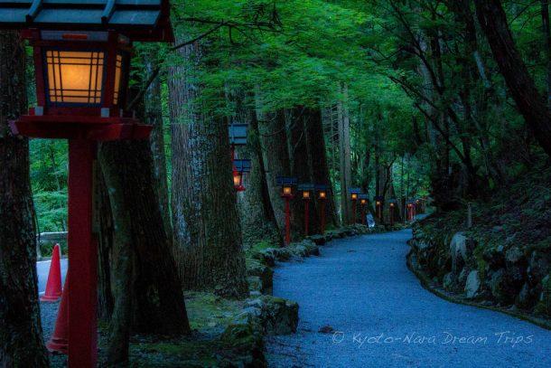 Kibune Shrine. Foto de KyotoDreamTrips