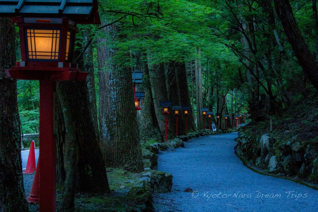 Kibune Shrine. Foto de KyotoDreamTrips