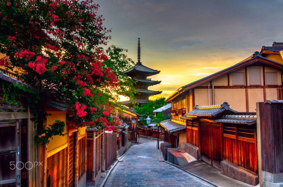 Yasaka Pagoda. Foto de Raul G. Herrera