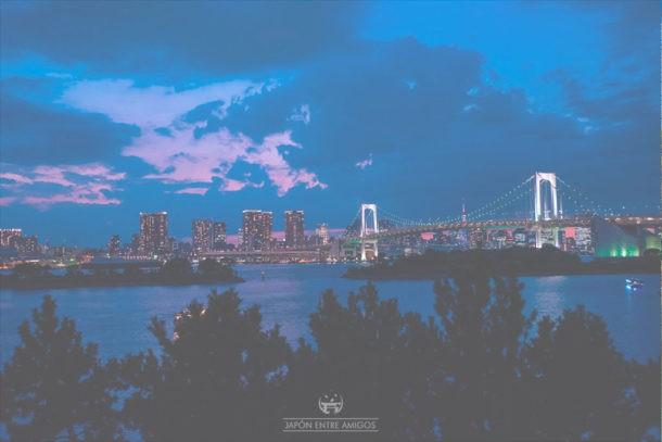 Bahía de Tokyo