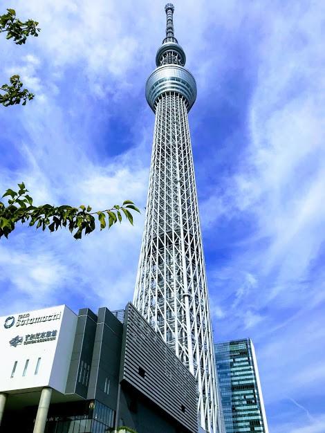 Las Torres de Japón