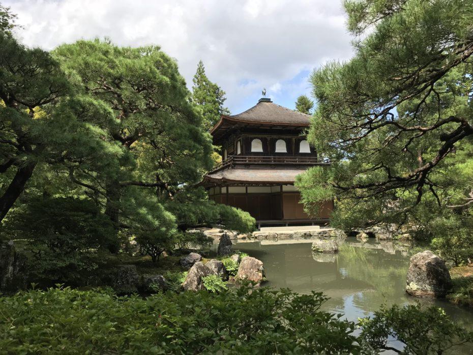 Templo Ginkakuji